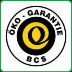 CERTIFICACIÓN OKO GARANTIE BCS
